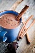 Chocolat chaud au parfum d'orange dans Miam Miam k2880634