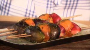 Brochettes de fruits grillés aux épices et miel de lavande dans Miam Miam dif14-30-salade-de-fruits-10950594zemwz_2084-300x168