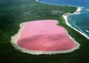 Lac Hillier (lac rose), Australie dans Splendeur et photos 5868236_700b-300x212